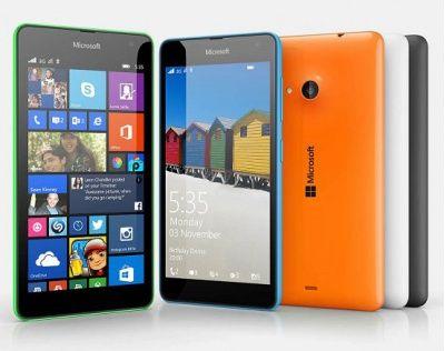 Компания Microsoft представила свой Microsoft Lumia 535