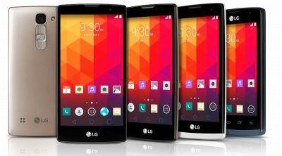 LG выставит на MWC четыре новых смартфона на Android 5.0