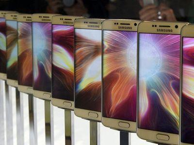Samsung представил новый флагман линейки смартфонов Galaxy 6