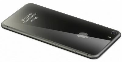 iPhone 2017 года поместят в водонепроницаемый корпус из стекла